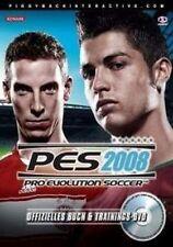 Pro Evolution Soccer 2008 ( Offiz. Lösungsbuch ) NEU