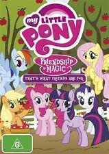 My Little Pony: Friendship is Magic (Season 1, Vol 2) - That's What NEW R4 DVD