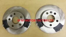 Seat Alhambra |1996-2010)| 1.8 Turbo, 1.9 & 2.0 TDi Rear Brake Discs & Pads