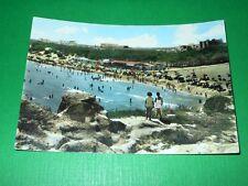 Cartolina Torre dell' Orso - La spiaggia ( particolare ) 1965
