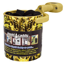 Liquid Caddy Bicycle Drink Holder-Camouflage