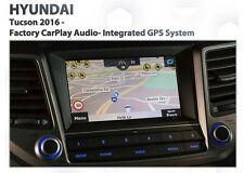 Hyundai Tucson 2016+ Built-in GPS mobile Free Navigation latest Map Upgrade Kit