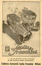 Mauzan-ISOTTA FRASCHINI-carrozza- MILANO 1926