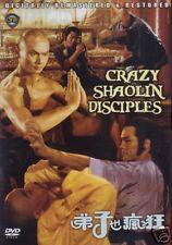 Crazy Shaolin Disciples-- NEW DVD-FREE  SHIPPING