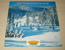 BILLY VAUGHN CHRISTMAS SONGS ALBUM 1980 HOLIDAY RECORDS HDY-1906