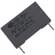 4 Kemet r46kn31500001m mkp-funkentstörkondensator 275v 150nf rm22, 5 856648