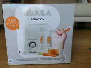 Beaba Babycook Solo 4 In 1 Steamer. Brand new. Never used.