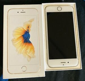 Apple iPhone 6s 16GB Rose Gold Unlocked A1633 (CDMA GSM) Excellent With Box!!