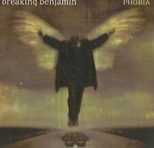 Phobia 0720616265425 by Breaking Benjamin CD