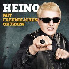 HEINO - MIT FREUNDLICHEN GRÜßEN  CD  12 TRACKS DEUTSCH-POP  NEW+