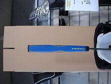 KARAKAL JUMBO V Pistol Putter Grip - Royal Blue/Black - Jumbo Size - On Sale!