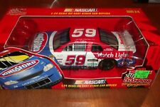 MIKE DILLON #59 MATCH LIGHT  AUTOGRAPHED RACING CHAMPIONS ISSUE 24 1:24 (33)