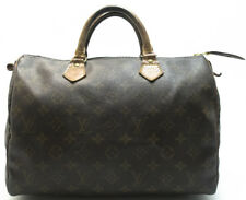 LOUIS VUITTON SPEEDY 30 HENKELTASCHE HANDTASCHE HAND BAG BOSTON MONOGRAM TASCHE