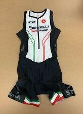 Castelli Women's Free Tri Distance Suit Size XS New