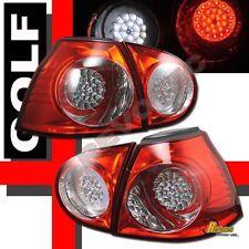 06 07 08 09 Volkswagen VW Rabbit GTI LED Tail Lights 1 Pair