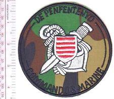 SCUBA Airborne France Navy Commando de Penfentenyo Force Naval Francaise Comando