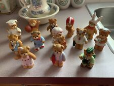 Lot Of Lucy & Me Bears By Enesco