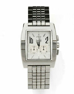 Pre-owned Piaget 32x40mm  27150 Stainless Steel Men's Watch