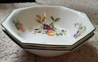 "Johnson Brothers FRESH FRUIT 8 7/8"" Vegetable Bowls Set of 2"