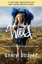 NEW UNREAD Wild: Pacific Crest Trail, Cheryl Strayed 2014 Movie Tie-In PB Ed TPB
