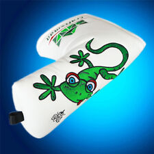 Craftsman Golf Putter Cover Magnetic Headcover Gecko For Cleveland Taylormade UK