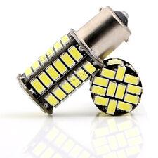 2Pcs P21W 1095 1141 1156 BA15S 54SMD 5630 LED Turn Backup Tail Signal Lights 12V
