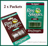 2 Packets  Assorted & Jumbo Original Ring Snuggies,Ring Size Adjusters, Resizer