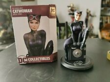 More details for catwoman dc cover girls statue dc collectibles joelle jones
