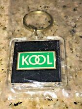 Vintage KOOL Key Chain Cigarettes Advertising Keychain