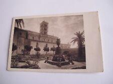 Roma - Badia Greca di Grottaferrata la Basilica - spedita f. p. 1952