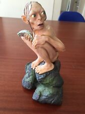 Lord of the Rings - The Two Towers - Smeagol Gollum Statue