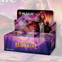 MAGIC: THE GATHERING THRONE OF ELDRAINE BOOSTER BOX | MTG