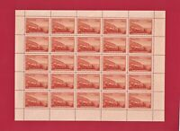 SCARCE USSR CCCP CRIMEA - 1959 FULL STAMPS SHEET PANE - MNH - (High FV = $40.00)
