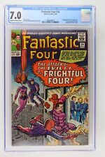 Fantastic Four #36 - Marvel 1965 CGC 7.0 1st Appearance of the Frightful Four!