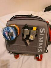 Simms Fly Fishing Hip And Chest Wading Bag