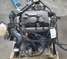 VW Golf Passat Audi A3 Octavia 2.0TDI BMP 103kw 140PS Motor KOMPLETT!!!