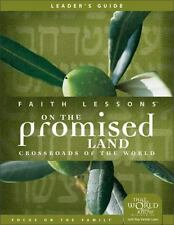Faith Lessons on the Promised Land (Church Vol. 1) Leader's Guide -FREE SHIPPING
