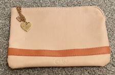 Chloe Parfum Cosmetic Bag Pouch Blush Love Story