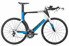 2016 Giant Trinity Advanced Time Trial Triathlon Bike Large Carbon Shimano
