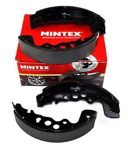 MINTEX REAR AXLE BRAKE SHOES SET FOR SUZUKI MFR464 (REAL IMAGE OF PART)