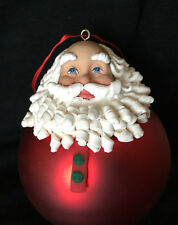 SANTA NOEL ORNAMENT #18414 DEPT 56  MANY OTHERS TO CHOOSE FROM