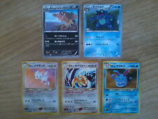 Lot Cartes POKEMON CARD GAME - Dragonite / Togetic / Azumarill - Japan Holo Rare