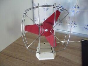 ventilateur ancien vintage INDOLA  TF8N de table et mural 110/220 volts