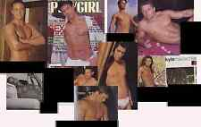 PLAYGIRL 12-01 DECEMBER 2001 NUDE STARS SWORDSMAN ARIZONA MAN DOOL STAR PAUL L