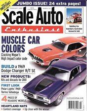 Scale Auto Enthusiast 136 Feb 2001 Mopar Muscle Car Australian Kenworth SAR