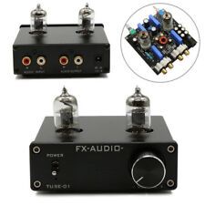 DC12V Audio Mini 6J1 Valve & Vacuum Tube Pre Amplifier Stereo HiFi Buffer BBC