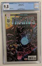 Thanos #14 CGC 9.8 Cosmic Ghost Rider.  1st print