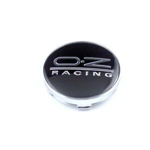 4X Hub Caps Wheel Center Caps Hub Caps Rim Cover Emblem Badge 60MM OZ Racing
