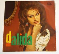 """Dalida Supraphon 10"""" Les Enfants Du Piree  Aime-Moi  Parlez-Moi D'amour"""