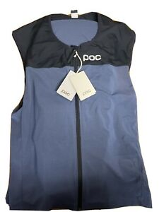 POC Back Protector Spine VPD Air Vest, Cubane Blue, Size L (Regular) * NEW *